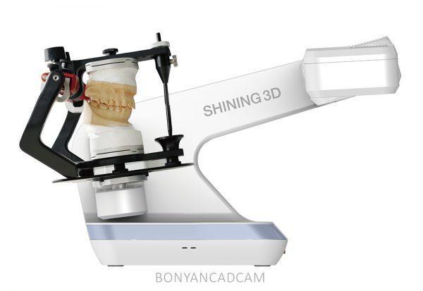 دقیق ترین اسکنر سه بعدی دندانپزشکی
