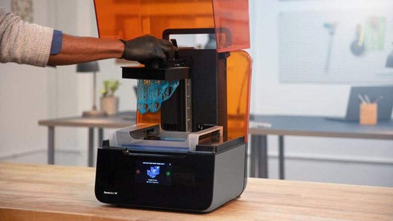 کاربرد پرینتر سه بعدی dlp