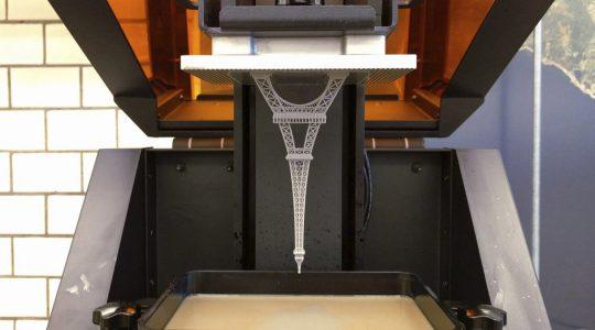 پرینتر های سه بعدی